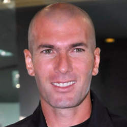 Author Zinedine Zidane