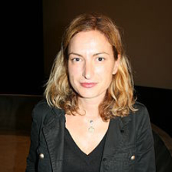 Author Zoe Cassavetes