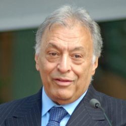 Author Zubin Mehta