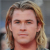 Author Chris Hemsworth
