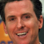 Author Gavin Newsom