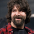 Author Mick Foley