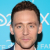 Author Tom Hiddleston