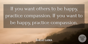Inspirational Quotes, Dalai Lama Quote About Inspirational, Happiness, Happy: If You Want Others To...
