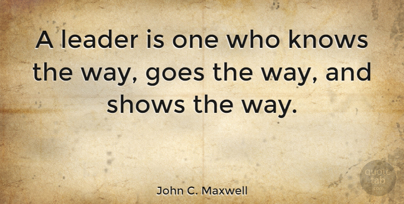 John C. Maxwell Quote About Inspirational, Leadership, Basketball: A Leader Is One Who...