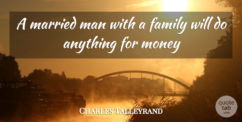 how to get money from a married man