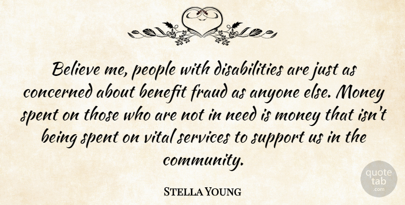 Stella Young Believe Me People With Disabilities Are Just As