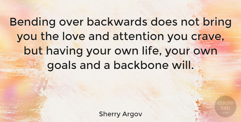 Sherry Argov Bending Over Backwards Does Not Bring You The Love And
