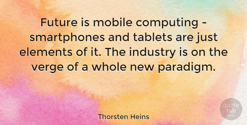 Tremendous Thorsten Heins Future Is Mobile Computing Smartphones And Beutiful Home Inspiration Ommitmahrainfo