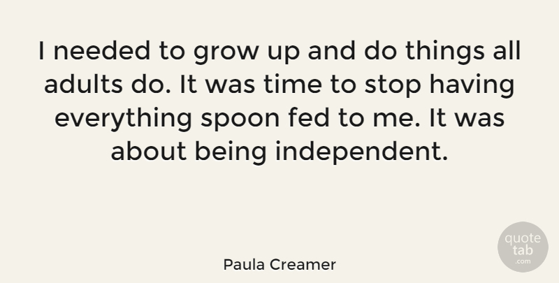 Paula Creamer I Needed To Grow Up And Do Things All Adults Do It