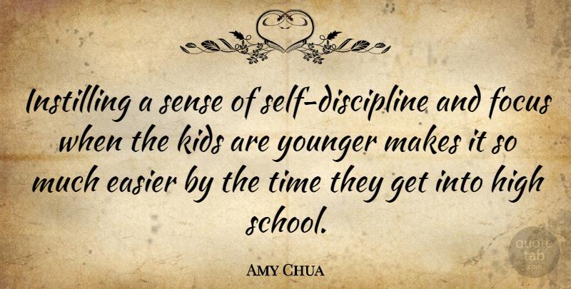 Amy Chua Instilling A Sense Of Self Discipline And Focus When The