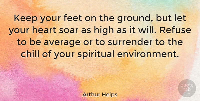 Arthur Helps Keep Your Feet On The Ground But Let Your Heart Soar