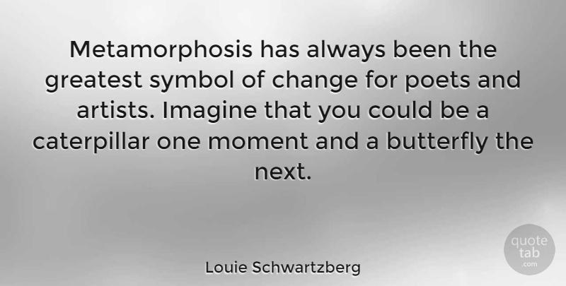 Louie Schwartzberg Metamorphosis Has Always Been The Greatest