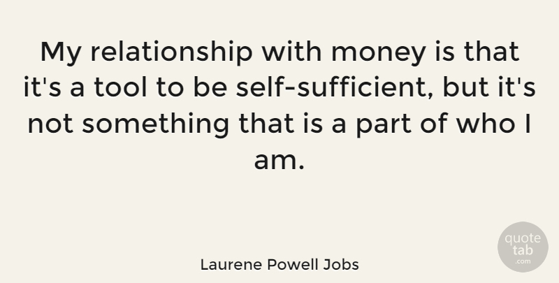 Laurene Powell Jobs My Relationship With Money Is That Its A Tool