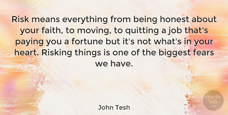 John Tesh Risk Means Everything From Being Honest About Your Faith