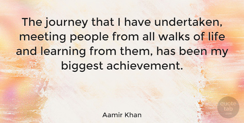 Aamir Khan The Journey That I Have Undertaken Meeting People From