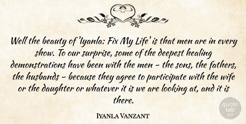 Iyanla Vanzant: Well The Beauty Of 'Iyanla: Fix My Life