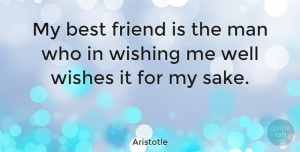Friendship Quotes, Aristotle Quote About Friendship, Best Friend, True Friend: My Best Friend Is The...